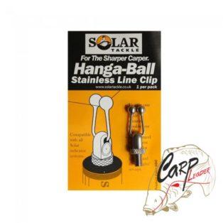 Держатель лески свингера Solar Hander Ball Line Clip x 5