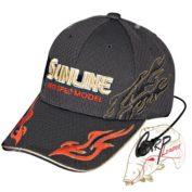 Бейсболка Sunline Fire Cap CP-3672