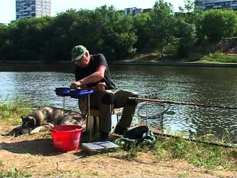 Как рыбачить на фидер 2