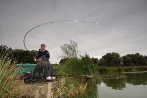 Ловля рыбы на фидер 1