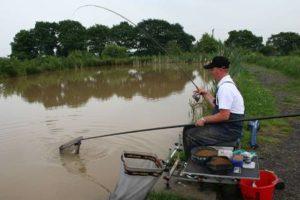 Ловля рыбы на фидер 3