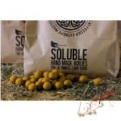 Бойлы FFEM Soluble Boilies Bananas 22 mm 2 kg