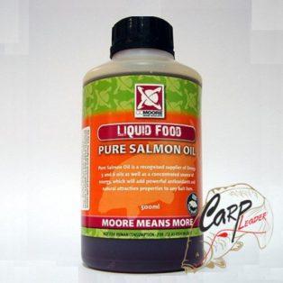 Масло CCMoore Pure Salmon Oil 500ml лососевое