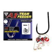 Крючки Gamakatsu A1 Team Feeder Strong Carp № 12