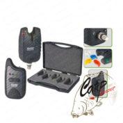 Комплект электронных сигнализаторов Traper Excellece 4+1