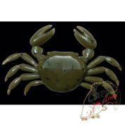 Силиконовые приманки Marukyu Crab Medium Brown