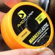 Резина для маркеров оранжевая Avid Carp
