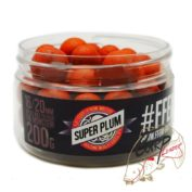 Бойлы FFEM Super Soluble Boilies Super Plum 16 / 20 mm 200g