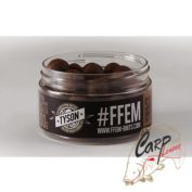 Бойлы FFEM Super Soluble Boilies Tyson 12 mm