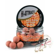 Бойлы плав.Dynamite Baits 15 мм. Foodbait Pop-Ups — Spicy Shrimp & Prawn