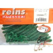 Силиконовая приманка Reins G Tail Saturn 2.5 397-Motor Oil SP 20 шт
