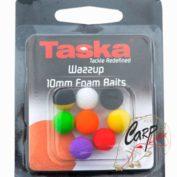 Плавающая искуственная насадка Taska Wazzup Foam Balls Mix 10mm