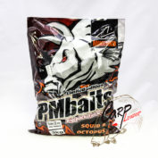 Бойлы Minenko PMbaits Big Pack Boiles Soluble Squid&Octopus 26mm 3гк
