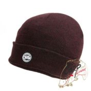 Шапка Fox Chunk Beanie Hats Burgundy/Black Marl