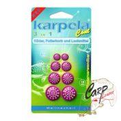 Контейнер фиолетовый Karpela Cont круглое отверстие