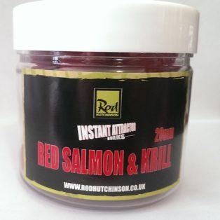 Бойлы Rod Hutchinson 200гр. Red Salmon & Krill 20 mm