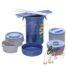 Набор для ланча Zojirushi SL-NC09AA ц:синий