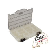 Коробка Nautilus 199 Slim Tackle Box 4-16 compartments