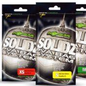 ПВА пакет Korda PVA Soldiz Bags 45 x 100 mm