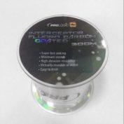 Леска PROLogic Interceptor Fluoro Carbon Coated 300m 12lbs 5.9kg 0.286mm