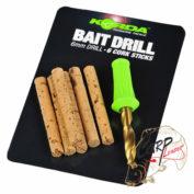 Пробковые палочки+сверло Korda Drill & Cork Sticks 6мм
