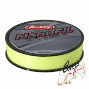 Шнур Berkley Nanofil Chartreuse 125 м. d-0