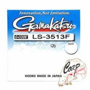 Крючки Gamakatsu Hook LS-3513F №4 Black  25 шт.