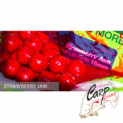 Бойлы тонущие CCMoore Strawberry Jam Shelf Life 15mm 1 kg клубника