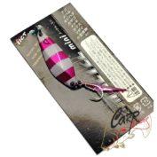 Блесна Tict Maetel Mini Zebra Pink 3.5 гр.