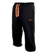 Штаны облегченные Fox Black & Orange Lightweight Joggers