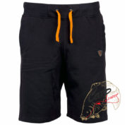 Шорты Fox Chunk Black & Orange Lightweight Jogger Shorts