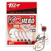 Джиг головки Tict Vrhead RH-65 0.4 g 4 шт
