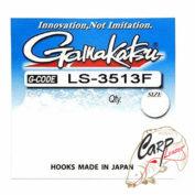 Крючки Gamakatsu Hook LS-3510F