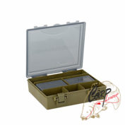 Набор коробок PROLogic Tackle Organizer S 1+4 BoxSystem 23.5x20x6c см.