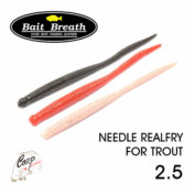 Baith Breath Needle RealFry for Trout 2.5