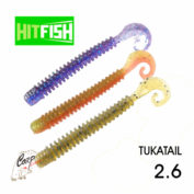 HitFish Tukatail 2.6
