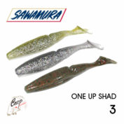 Sawamura One Up Shad 3