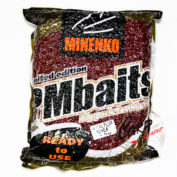 Прикормка зерновая Minenko PMbaits Big Pack Ready To Use Royal Plum Wheat 4 кг.