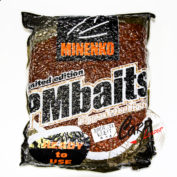 Прикормка зерновая Minenko PMbaits Big Pack Ready To Use Tropic Fruit Mix Wheat 4 кг.