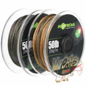 Ледкор Korda Kable Leadcore 7m Gravel
