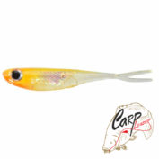 Силиконовая приманка Berkley PowerBait Drop Shot Minnow 2″ 5 см. 6 шт. Chartreuse