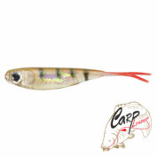 Силиконовая приманка Berkley PowerBait Drop Shot Minnow 2″ 5 см. 6 шт. Ocean