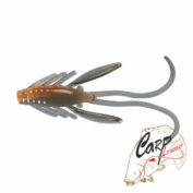 Приманка Berkley нимфа PowerBait Power Nymph 1IN Smoke ORG