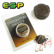 Мягкий свинец ESP Tungsten Putty Camo Brown 25 гр.