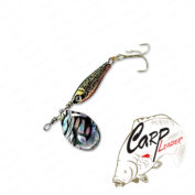 Блесна Daiwa Silver Creek Spinner R 1040-C Holo Green
