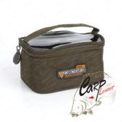 Сумка для аксессуаров Fox Voyager Accessory Bag Medium с прозрачным верхом