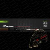 Удилище фидерное Zemex Razer Method Feeder 13 ft 140 g