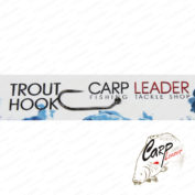 Крючки безбородые Carpleader Trout Hook Barbless DH 220-BLN Jig №8 10 шт.