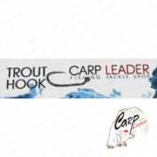 Крючки безбородые Carpleader Trout Hook Barbless DH 300 Jig №8 BLN Barbless 10 шт.