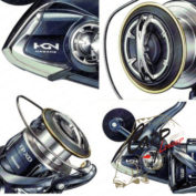 Катушка Shimano Twin Power XD 4000XG